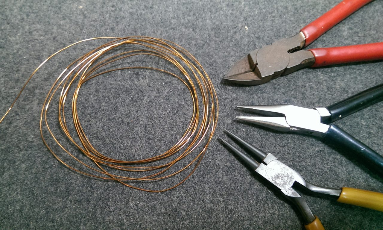 Guide Basic Wire Wrap 99 Lananh Handmade